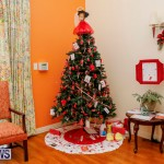 Sylvia Richardson Care Facility Christmas Decorations Bermuda, December 20 2017-6555