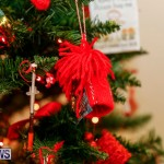 Sylvia Richardson Care Facility Christmas Decorations Bermuda, December 20 2017-6570