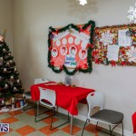 Sylvia Richardson Care Facility Christmas Decorations Bermuda, December 20 2017-6574