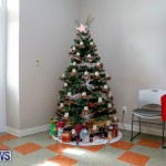 Sylvia Richardson Care Facility Christmas Decorations Bermuda, December 20 2017-6578