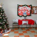 Sylvia Richardson Care Facility Christmas Decorations Bermuda, December 20 2017-6581
