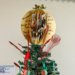 Sylvia Richardson Care Facility Christmas Decorations Bermuda, December 20 2017-6592