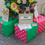 Sylvia Richardson Care Facility Christmas Decorations Bermuda, December 20 2017-6601