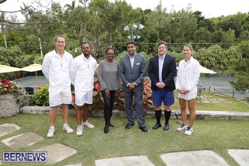 Tennis Bermuda Dec 11 2017