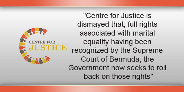 centre for justice Bermuda TC Dec 6 2017
