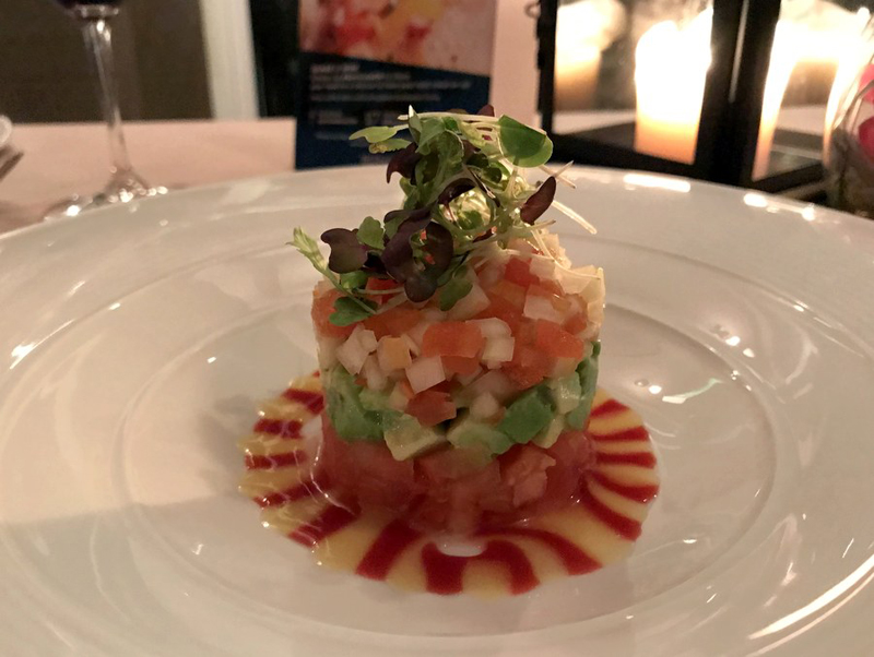 Beau Rivage Bermuda Food Jan 2018 (1)
