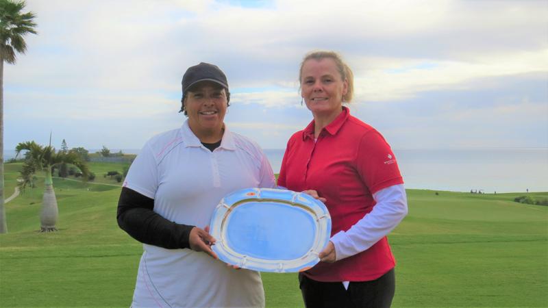 Bermuda Golf Ann Symonds & Tracy Burgess Jan 29 2018