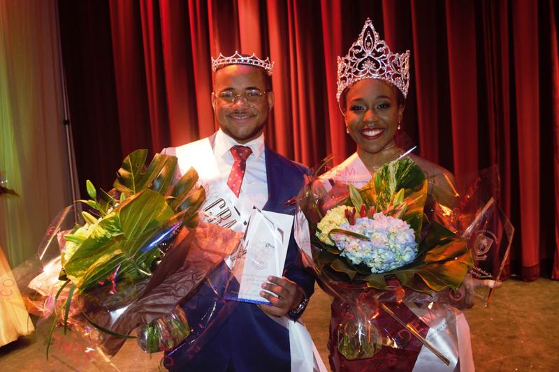 CedarBridge Academy Sports King and Queen Bermuda Jan 2018