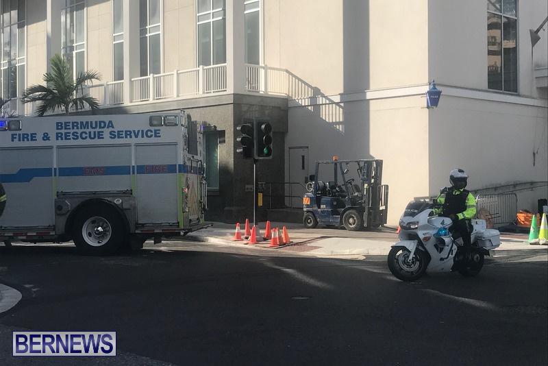 Evacuation Bermuda, January 8 2018 (2)