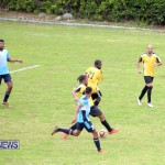 Football First & Premier Division Bermuda Jan 10 2018 (9)
