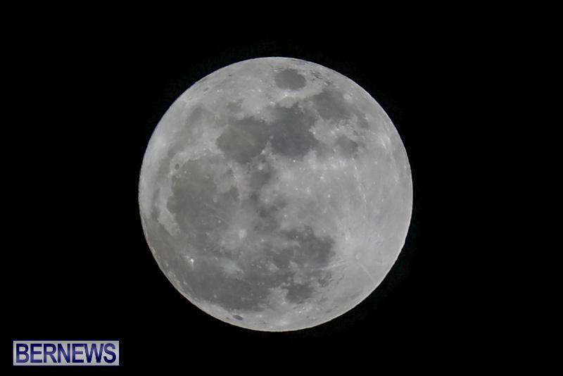 Full Super Moon Bermuda, January 1 2018-1670