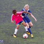 Girl's Football League Bermuda, January 13 2018-5491