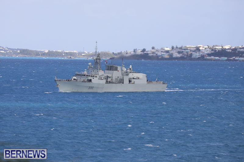 HMCS Toronto Bermuda January 26 2018 (2)