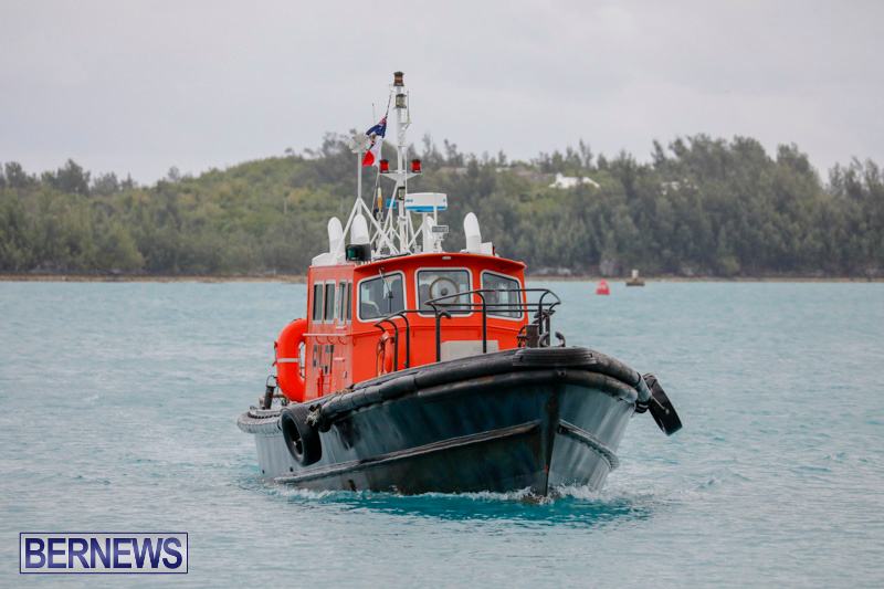 Injured Crew Members Car Ship Pegasus Highway Medivac Bermuda, January 6 2018-2234