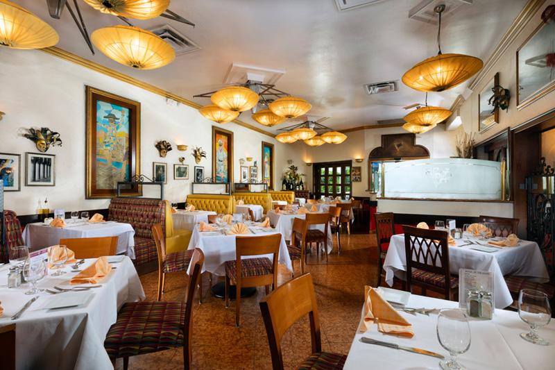 Little Venice Restaurant Bermuda Jan 2018