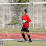 Middle Girls Bermuda School Sports Federation All Star Football, January 20 2018-3388