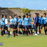 Middle Girls Bermuda School Sports Federation All Star Football, January 20 2018-3390