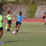 Middle Girls Bermuda School Sports Federation All Star Football, January 20 2018-3422