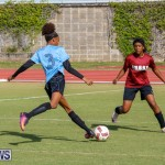 Middle Girls Bermuda School Sports Federation All Star Football, January 20 2018-3431