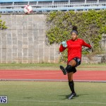 Middle Girls Bermuda School Sports Federation All Star Football, January 20 2018-3438