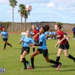 Middle Girls Bermuda School Sports Federation All Star Football, January 20 2018-3441