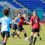Middle Girls Bermuda School Sports Federation All Star Football, January 20 2018-3459