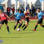 Middle Girls Bermuda School Sports Federation All Star Football, January 20 2018-3477