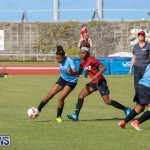 Middle Girls Bermuda School Sports Federation All Star Football, January 20 2018-3499