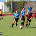 Middle Girls Bermuda School Sports Federation All Star Football, January 20 2018-3560