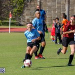 Middle Girls Bermuda School Sports Federation All Star Football, January 20 2018-3562