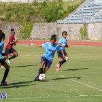 Middle Girls Bermuda School Sports Federation All Star Football, January 20 2018-3565