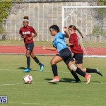 Middle Girls Bermuda School Sports Federation All Star Football, January 20 2018-3570