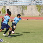 Middle Girls Bermuda School Sports Federation All Star Football, January 20 2018-3577