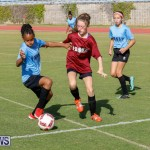 Middle Girls Bermuda School Sports Federation All Star Football, January 20 2018-3642