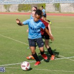 Middle Girls Bermuda School Sports Federation All Star Football, January 20 2018-3644