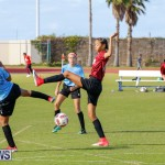 Middle Girls Bermuda School Sports Federation All Star Football, January 20 2018-3667
