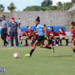 Middle Girls Bermuda School Sports Federation All Star Football, January 20 2018-3694