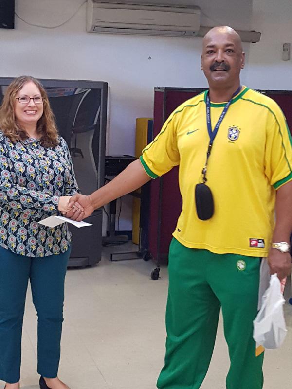 NRF & FOHA Presentation Bermuda Jan 2018