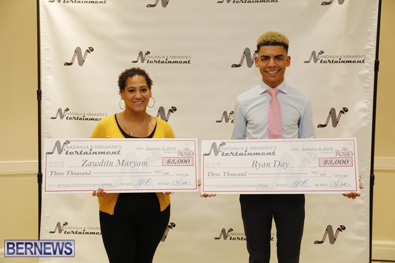Nadanja & Nishanthi Scholarship Bermuda Jan 2 2018 (3)