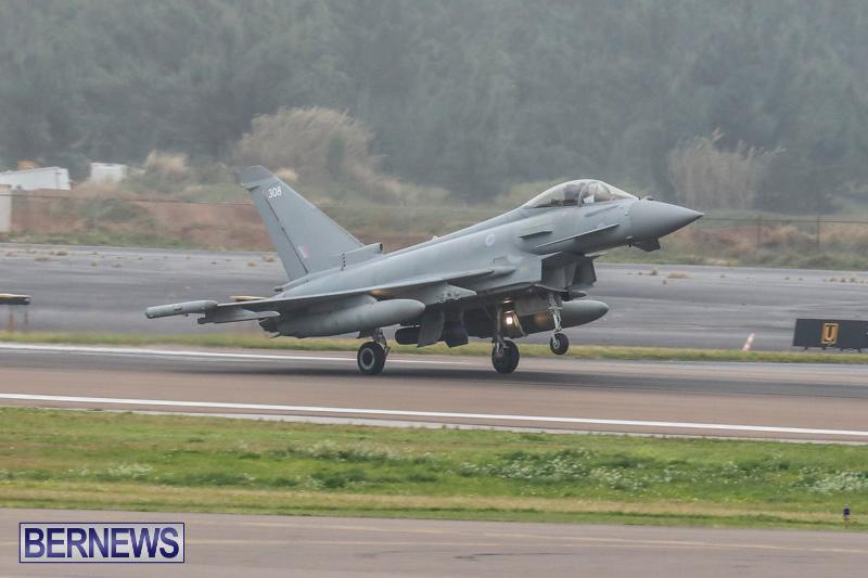 RAF-Typhoon-Bermuda-Airport-January-16-2018-2122