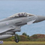 RAF Typhoon Bermuda Airport, January 16 2018-2132