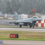 RAF Typhoon Bermuda Airport, January 16 2018-2139