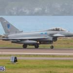RAF Typhoon Bermuda Airport, January 16 2018-2143