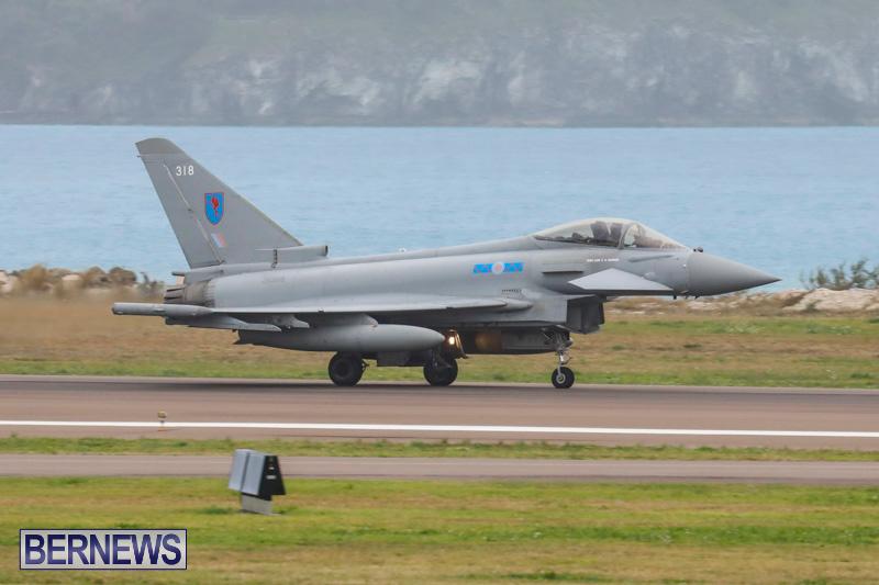 RAF-Typhoon-Bermuda-Airport-January-16-2018-2143