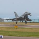 RAF Typhoon Bermuda Airport, January 16 2018-2148