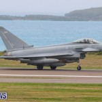 RAF Typhoon Bermuda Airport, January 16 2018-2180