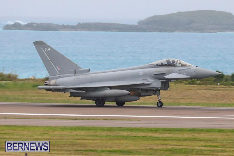 RAF-Typhoon-Bermuda-Airport-January-16-2018-2180