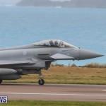 RAF Typhoon Bermuda Airport, January 16 2018-2182