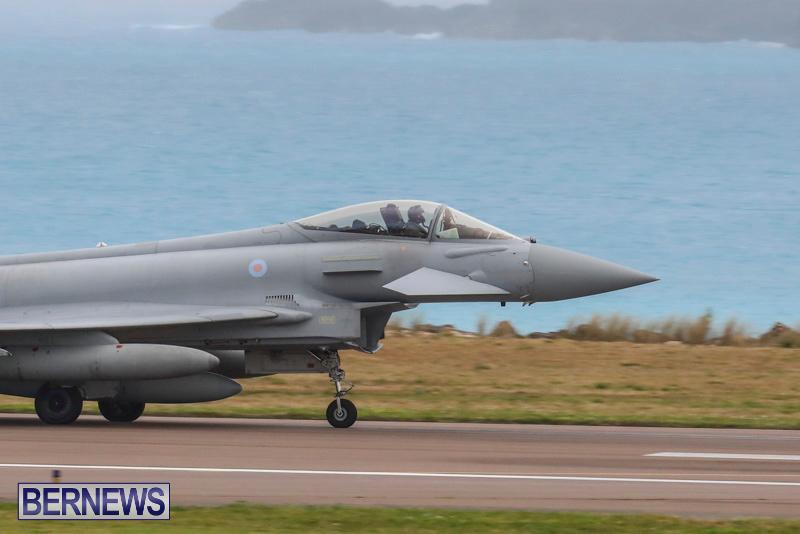 RAF-Typhoon-Bermuda-Airport-January-16-2018-2182