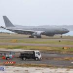 RAF Voyager Tanker Bermuda Airport, January 16 2018-2205
